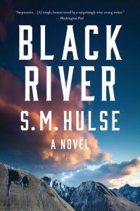 Cover of Black River novel